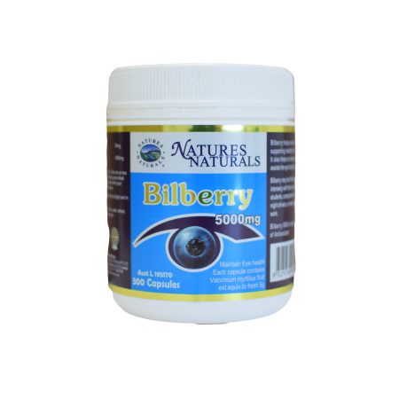 NN-Bilberry5000mg300cap