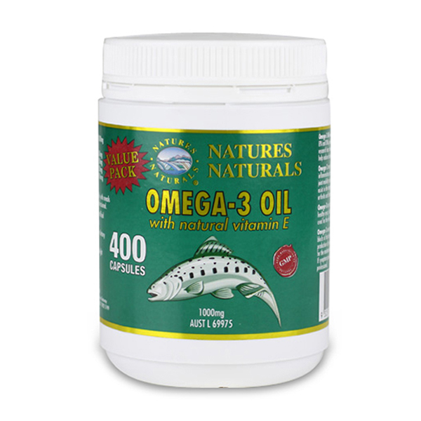 Omega 3 fish oil 1000mg with vitamin e natures naturals for Omega 3 fish oil benefits skin